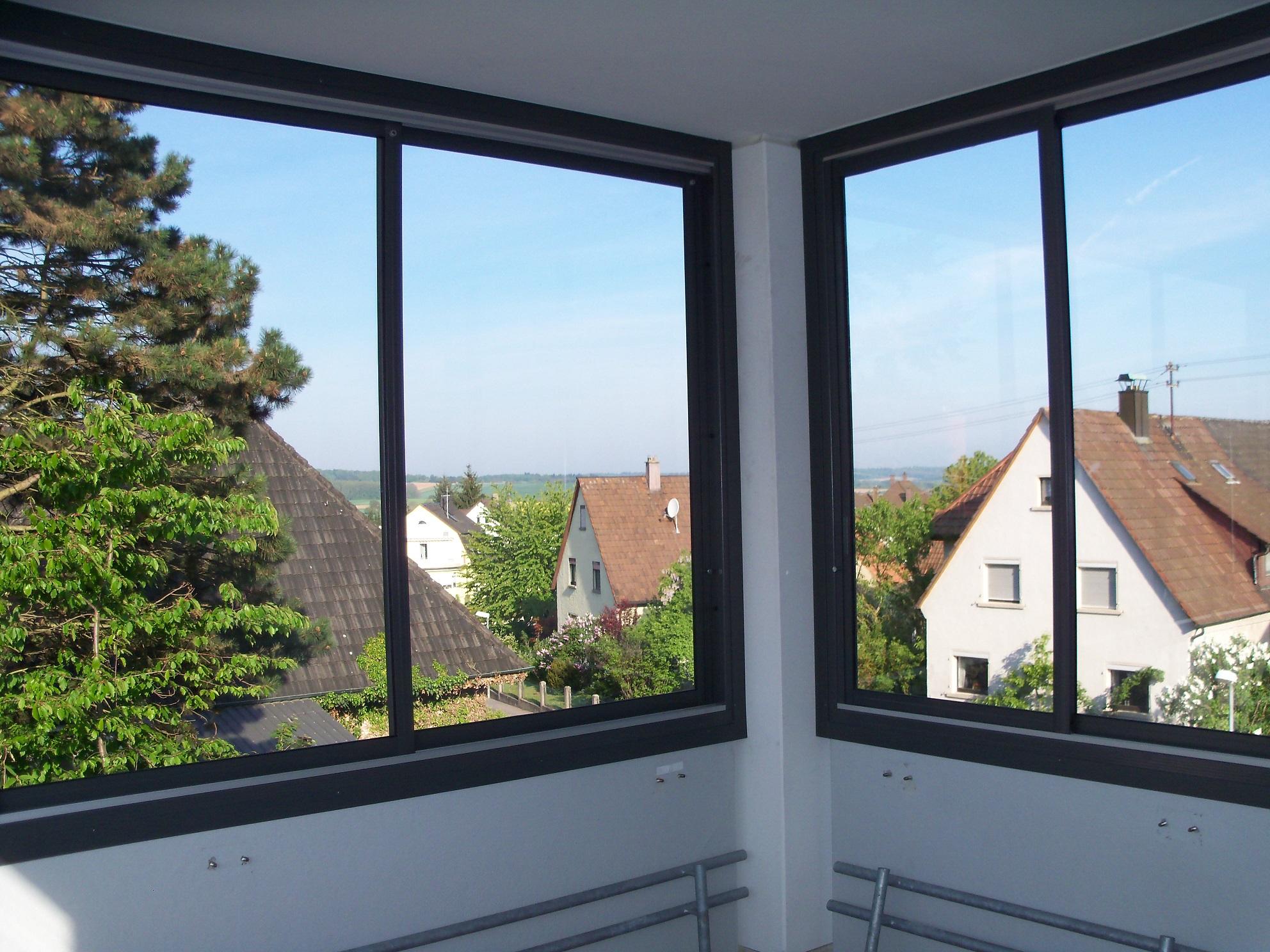 Fensterabschnitt