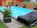 Zabra Pool cover